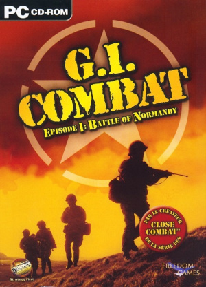 G.I. Combat : Episode 1 : Battle of Normandy