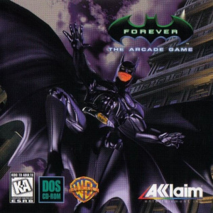 Batman Forever : The Arcade Game sur PC