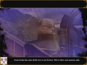Gooka part à l'aventure