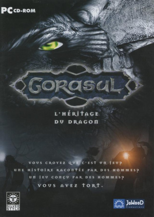 Gorasul : L'Héritage du Dragon