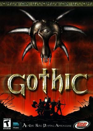 Gothic sur PC