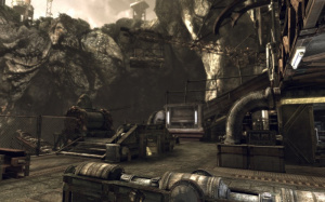 E3 2007 : Gears Of War sur PC