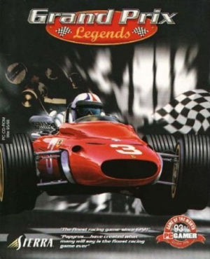 Grand Prix Legends sur PC
