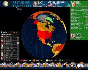 Dominez le monde avec Geo-Political Simulator