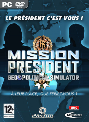 Mission President : Geopolitical Simulator