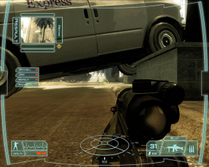 Ghost Recon 3 a un nom et des images