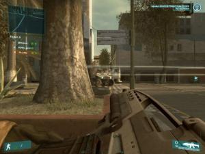 Images : Ghost Recon Advanced Warfighter PC s'explique