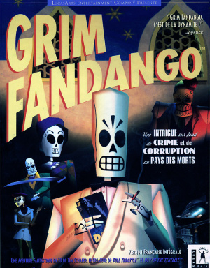 Grim Fandango devient un point and click