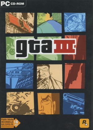 Grand Theft Auto III sur PC
