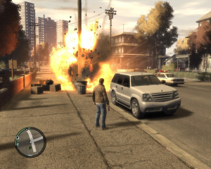 GTA IV : le patch mis en cause