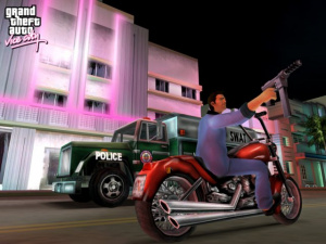 Grand Theft Auto : Vice City version 1.1 - 1.1