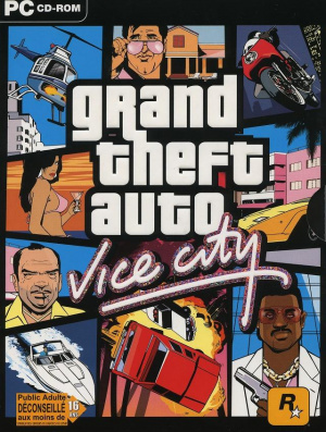 Grand Theft Auto : Vice City sur PC