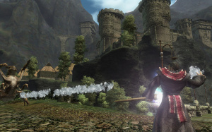 Images : Gothic 3 s'enflamme