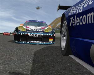 Présentation GTR : Le Flight Sim' de la course automobile