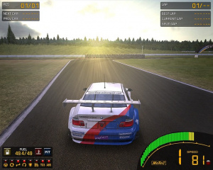 Simbin annonce (presque) GTR 3