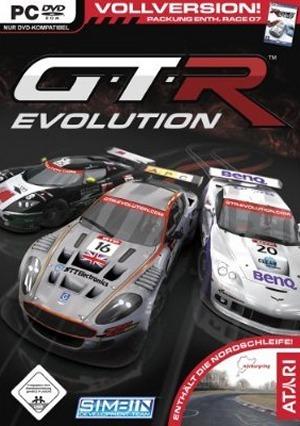 GTR Evolution sur PC