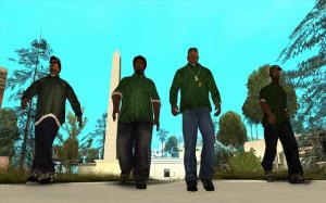 San Andreas se montre sur PC