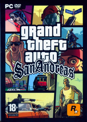 Grand Theft Auto : San Andreas sur PC