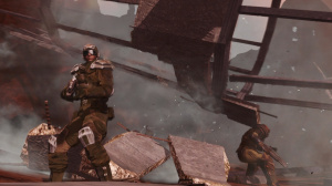 GC 2008 : images de Red Faction Guerilla