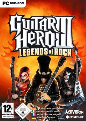 Guitar Hero III : Legends of Rock sur PC