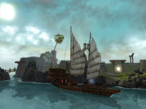 Images : Guild Wars : Factions lève le voile