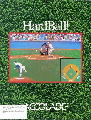 HardBall! sur PC