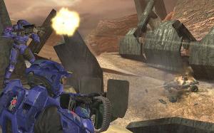 Images : Halo 2 sur PC