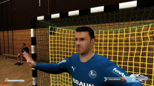 IHF Handball Challenge 12: Une démo sur navigateur Internet