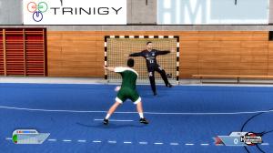 Handball Challenge : entraînement v.2 disponible