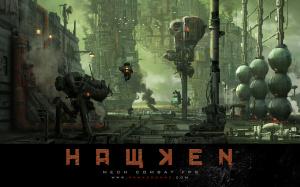Hawken: Une date et des images