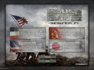 Une extension pour Hearts of Iron III