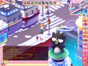 Hello Kitty Online s'ouvre au grand public