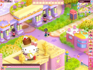 Hello Kitty Online disponible