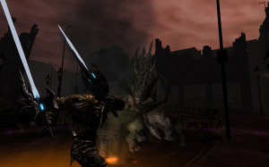 Images : Hellgate London
