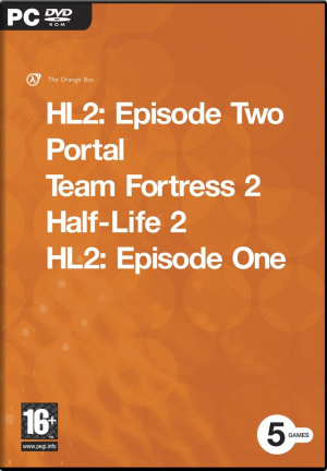 Half-Life 2 : Episode Two sur PC