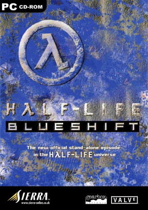 Half-Life : Blue Shift sur PC