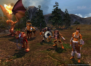 Ubisoft annonce le prochain Heroes Of Might And Magic V