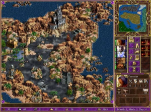 Heroes Of Might And Magic : The Shadow Of Death
