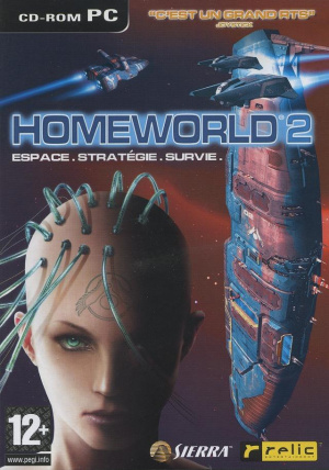 Homeworld 2 sur PC