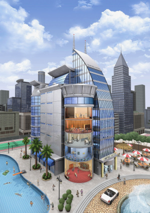Hotel Giant se décline