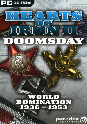 Hearts of Iron II : Doomsday sur PC