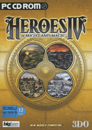 Heroes of Might and Magic IV sur PC