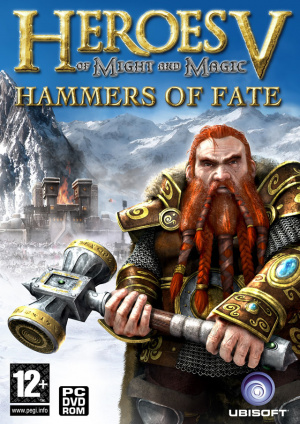 Heroes of Might and Magic V : Hammers of Fate sur PC