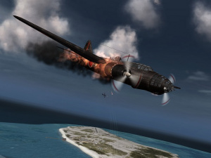 Heroes of the Pacific en reconnaissance