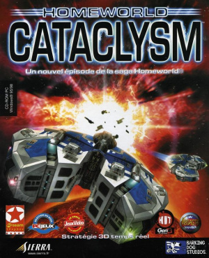 Homeworld Cataclysm sur PC
