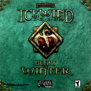 Icewind Dale : Heart of Winter sur PC
