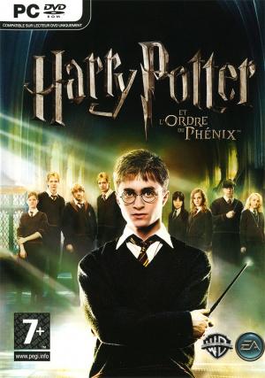 Harry Potter et l'Ordre du Phénix sur PC