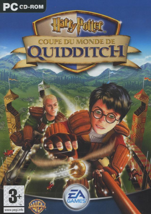 Harry Potter : Coupe du Monde de Quidditch