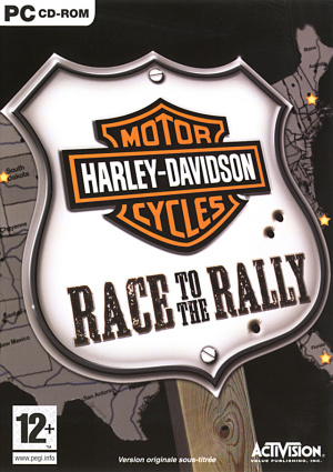 Harley-Davidson : Race to the Rally
