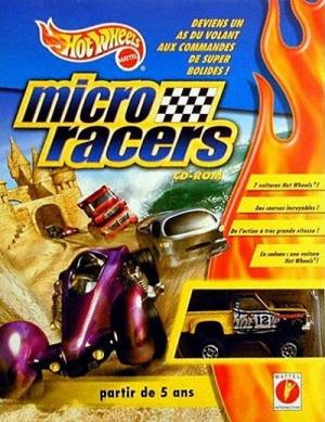 hot wheels micro racers sur pc. Black Bedroom Furniture Sets. Home Design Ideas